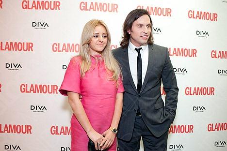 День побед на ежегодной церемонии «Женщина года» Glamour