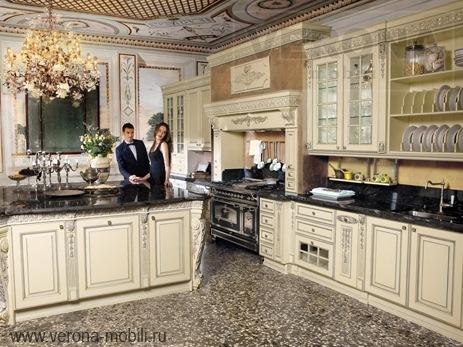 Кухня элитного класса