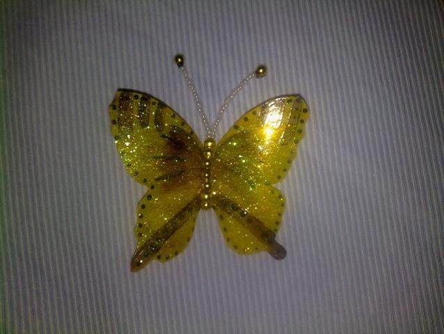 Бабочки делать своими руками