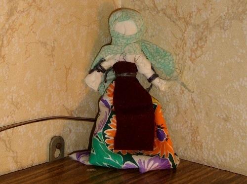 Сделать тряпичную куклу своими руками фото