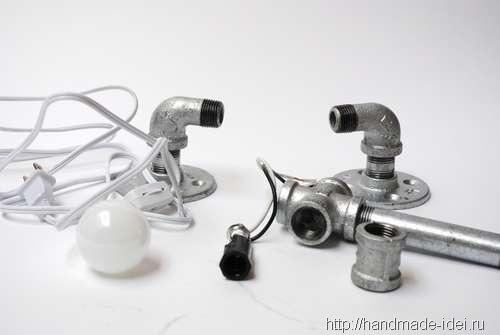 Лампа сантехника