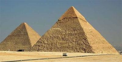 Пирамида своими руками