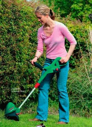 Садовая техника. Урчащие помощники