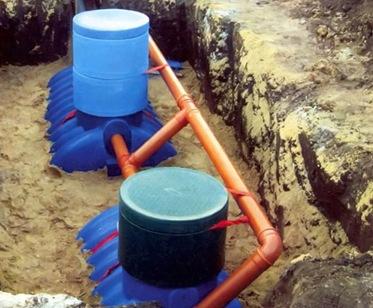 Сбор и утилизация нечистот